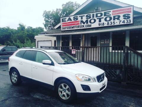 2010 Volvo XC60 for sale at EASTSIDE MOTORS in Tulsa OK
