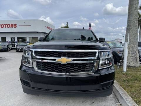 2016 Chevrolet Suburban for sale at Automotive Credit Union Services in West Palm Beach FL