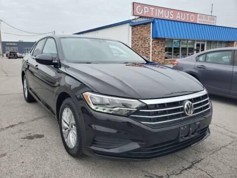 2019 Volkswagen Jetta for sale at Optimus Auto in Omaha NE