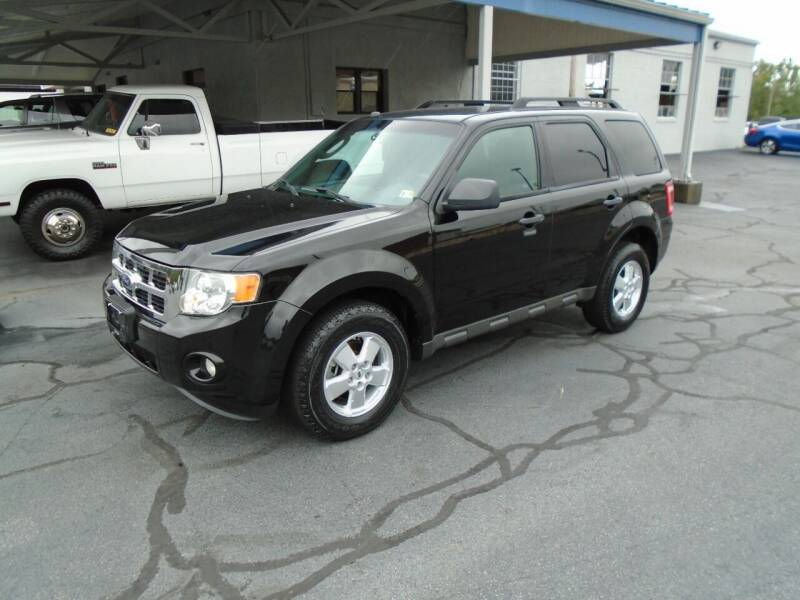 2010 Ford Escape for sale at PIEDMONT CUSTOM CONVERSIONS USED CARS in Danville VA