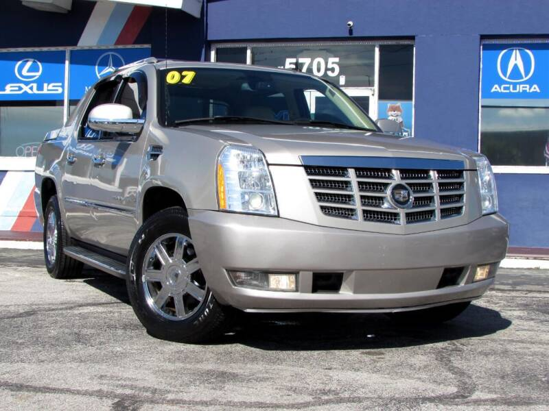 2007 Cadillac Escalade EXT for sale at Orlando Auto Connect in Orlando FL