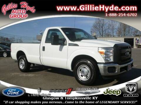 2016 Ford F-250 Super Duty for sale at Gillie Hyde Auto Group in Glasgow KY