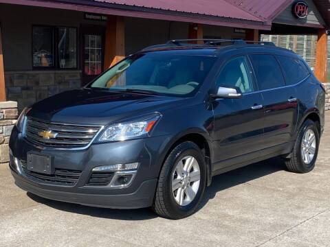 2014 Chevrolet Traverse for sale at Affordable Auto Sales in Cambridge MN