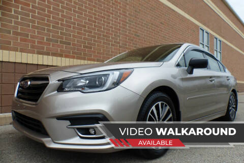 2018 Subaru Legacy for sale at Macomb Automotive Group in New Haven MI