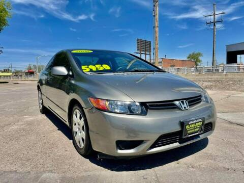 2006 Honda Civic for sale at Island Auto Express in Grand Island NE