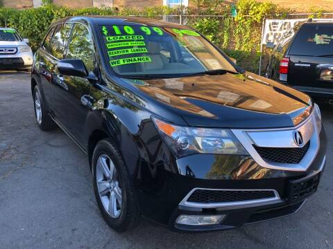 2011 Acura MDX for sale at James Motor Cars in Hartford CT