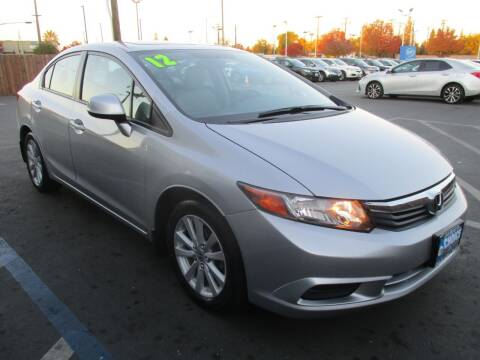 2012 Honda Civic for sale at Choice Auto & Truck in Sacramento CA