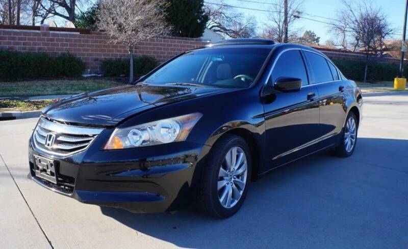 2012 Honda Accord for sale at International Auto Sales in Garland TX
