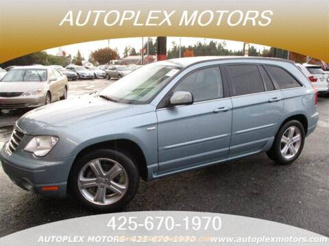 2008 Chrysler Pacifica for sale at Autoplex Motors in Lynnwood WA