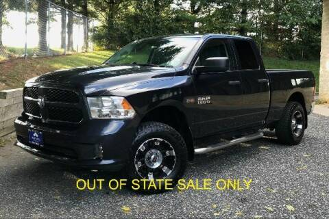 2016 RAM Ram Pickup 1500 for sale at TRUST AUTO in Sykesville MD