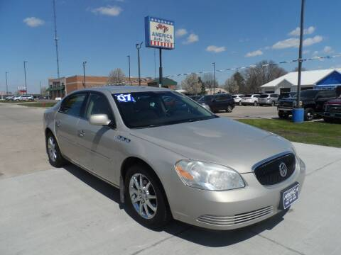 2007 Buick Lucerne for sale at America Auto Inc in South Sioux City NE