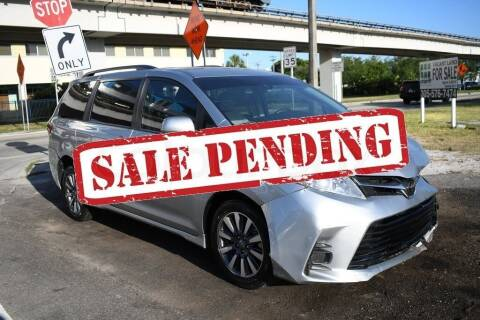 2020 Toyota Sienna for sale at STS Automotive - Miami, FL in Miami FL
