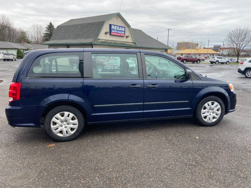2014 Dodge Grand Caravan for sale at Mark Regan Auto Sales in Oswego NY