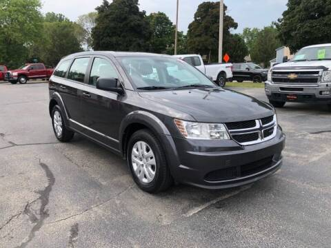 2014 Dodge Journey for sale at WILLIAMS AUTO SALES in Green Bay WI