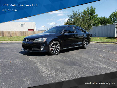 2013 Volkswagen Jetta for sale at D&C Motor Company LLC in Merriam KS
