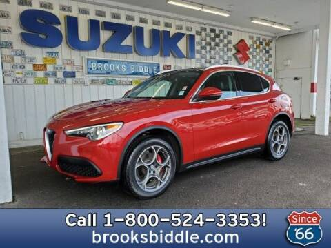 2018 Alfa Romeo Stelvio for sale at BROOKS BIDDLE AUTOMOTIVE in Bothell WA