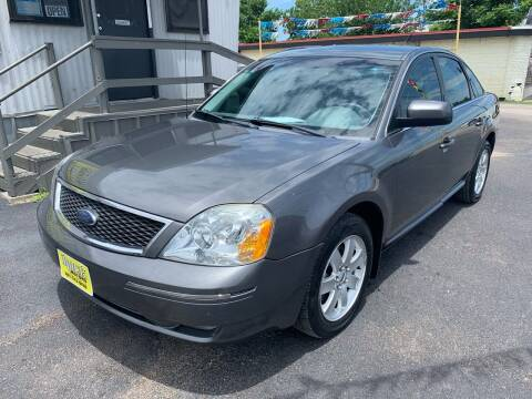 2006 Ford Five Hundred for sale at Rock Motors LLC in Victoria TX