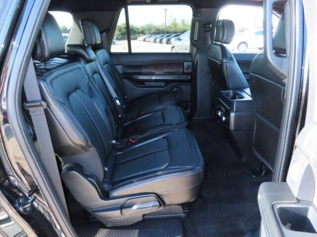 2018 Ford Expedition MAX 4x2 Limited 4dr SUV - Houston TX