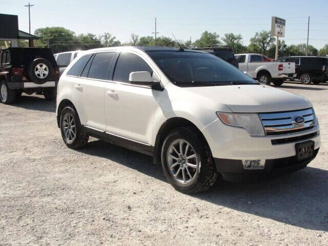 2008 Ford Edge for sale at Frieling Auto Sales in Manhattan KS