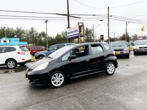 2009 Honda Fit for sale at New Wave Auto of Vineland in Vineland NJ