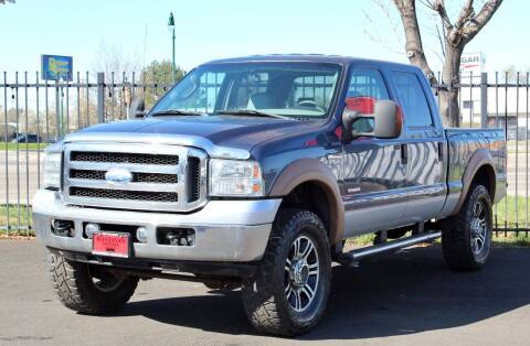 2006 Ford F-350 Super Duty for sale at Avanesyan Motors in Orem UT