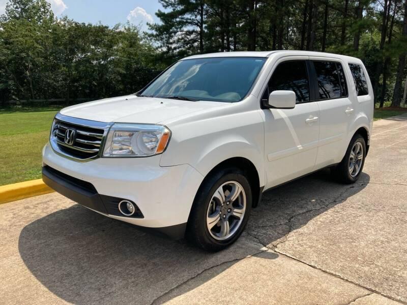 2015 Honda Pilot for sale at Selective Imports in Woodstock GA
