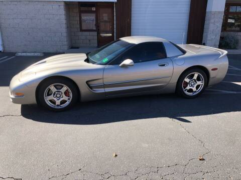 1999 Chevrolet Corvette for sale at Inland Valley Auto in Upland CA