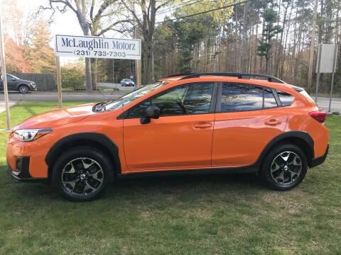 2018 Subaru Crosstrek for sale at McLaughlin Motorz in North Muskegon MI