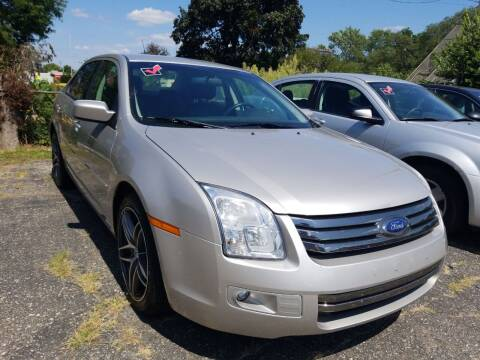 2008 Ford Fusion for sale at Quality Auto Today in Kalamazoo MI