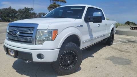 2009 Ford F-150 for sale at L.A. Vice Motors in San Pedro CA