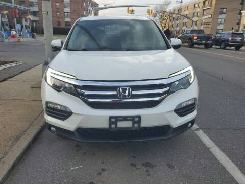 2017 Honda Pilot for sale at OFIER AUTO SALES in Freeport NY