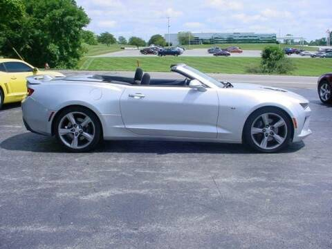 2017 Chevrolet Camaro for sale at Westview Motors in Hillsboro OH