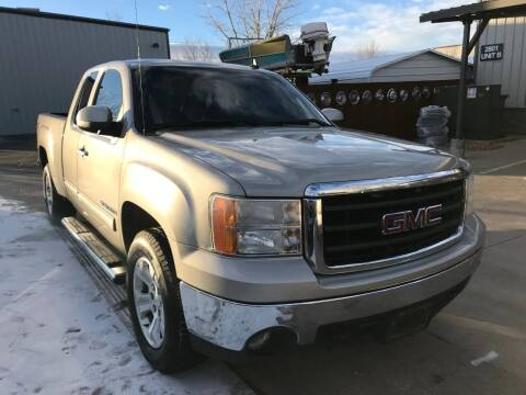 2007 GMC Sierra 1500 for sale at Accurate Import in Englewood CO