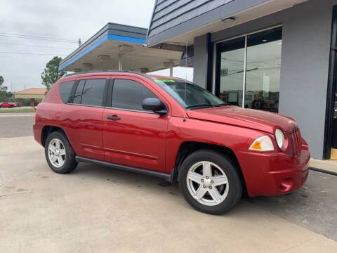 2010 Jeep Compass for sale at Shelby's Automotive in Oklahoma City OK