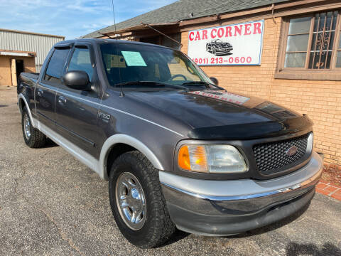 2002 Ford F-150 for sale at Car Corner in Memphis TN