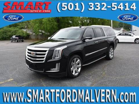 2018 Cadillac Escalade ESV for sale at Smart Auto Sales of Benton in Benton AR
