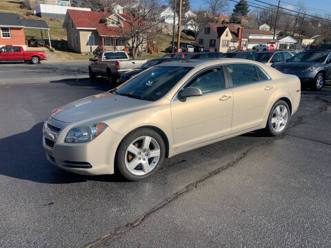 2009 Chevrolet Malibu for sale at KP'S Cars in Staunton VA