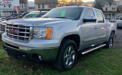 2011 GMC Sierra 1500 for sale at Mayer Motors of Pennsburg - Green Lane in Green Lane PA