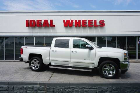 2016 Chevrolet Silverado 1500 for sale at Ideal Wheels in Sioux City IA