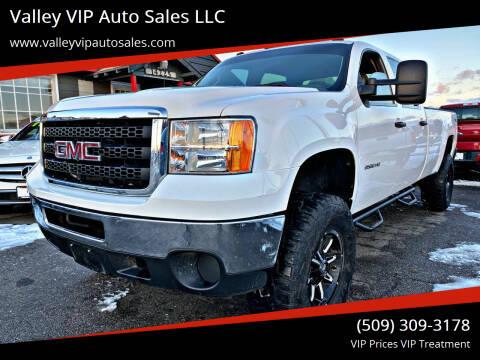 2011 GMC Sierra 2500HD for sale at Valley VIP Auto Sales LLC in Spokane Valley WA