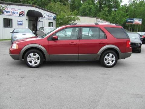 2006 Ford Freestyle for sale at Pure 1 Auto in New Bern NC