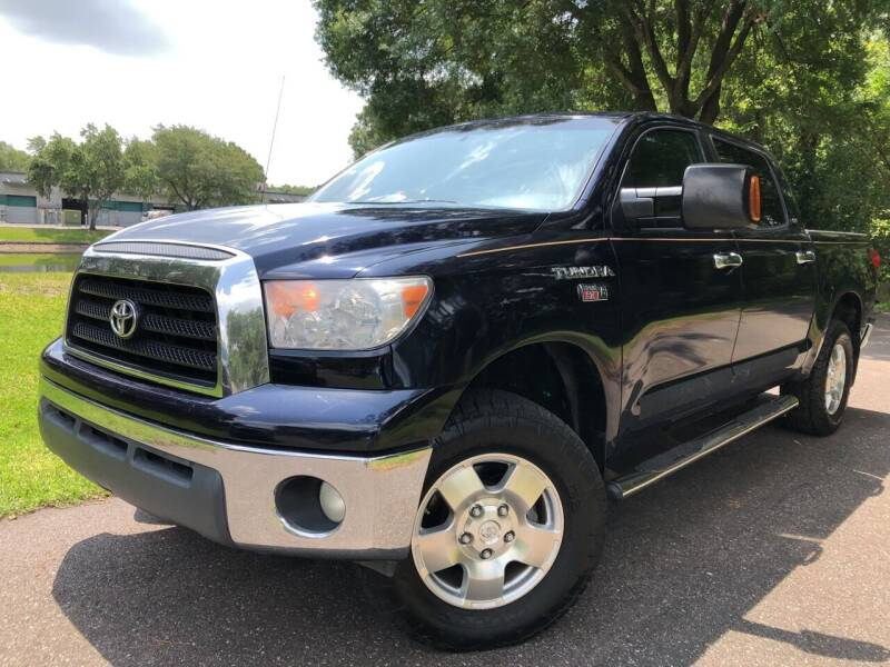 2007 Toyota Tundra for sale at Powerhouse Automotive in Tampa FL
