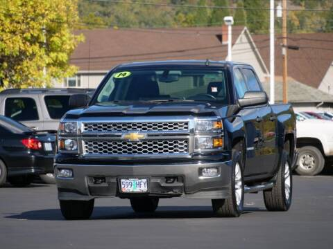 2014 Chevrolet Silverado 1500 for sale at CLINT NEWELL USED CARS in Roseburg OR