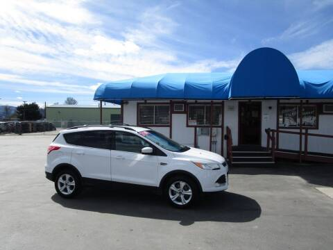 2013 Ford Escape for sale at Jim's Cars by Priced-Rite Auto Sales in Missoula MT