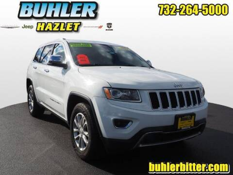 2014 Jeep Grand Cherokee for sale at Buhler and Bitter Chrysler Jeep in Hazlet NJ