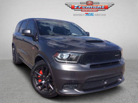 2018 Dodge Durango for sale at Rocky Mountain Commercial Trucks in Casper WY