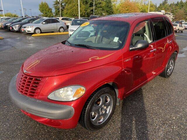 2002 Chrysler PT Cruiser for sale at Autos Only Burien in Burien WA