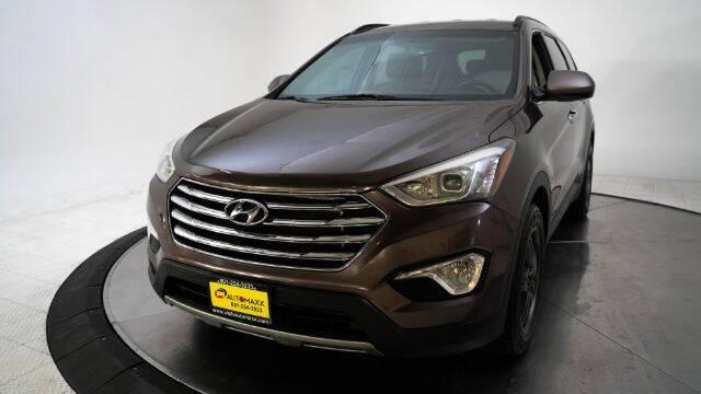 2015 Hyundai Santa Fe for sale at AUTOMAXX MAIN in Orem UT