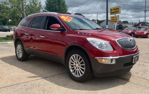 2012 Buick Enclave for sale at Steve's Auto Sales in Norfolk VA
