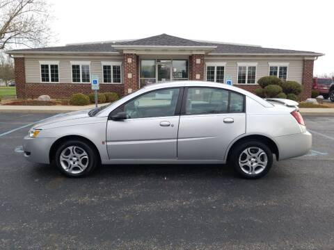 2004 Saturn Ion for sale at Pierce Automotive, Inc. in Antwerp OH